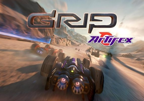 GRIP: Combat Racing - Artifex Car Pack EU