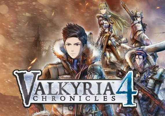 Valkyria Chronicles 4 - Complete Edition US