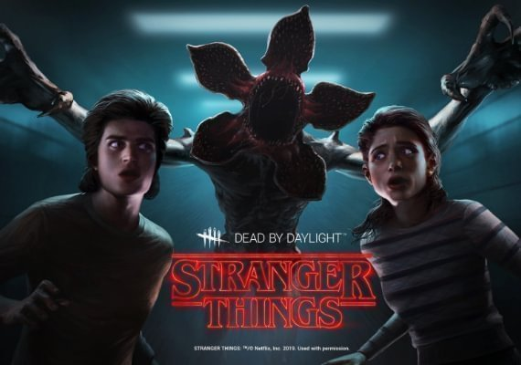Dead by Daylight: Stranger Things Chapter US