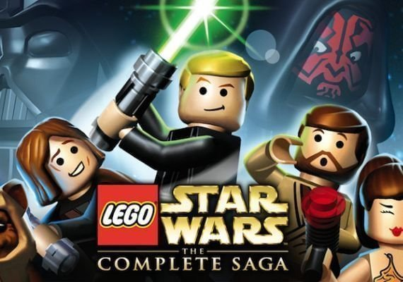 LEGO: Star Wars - The Complete Saga EU
