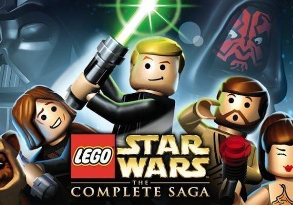 LEGO: Star Wars - The Complete Saga US