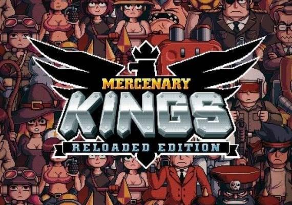 Mercenary Kings - Reloaded Edition