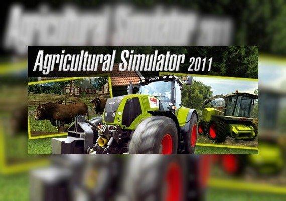 Agricultural Simulator 2011: Biogas