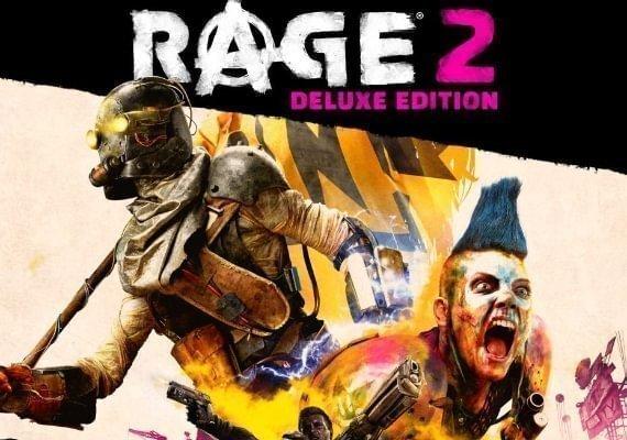 Rage 2 - Deluxe Edition EMEA