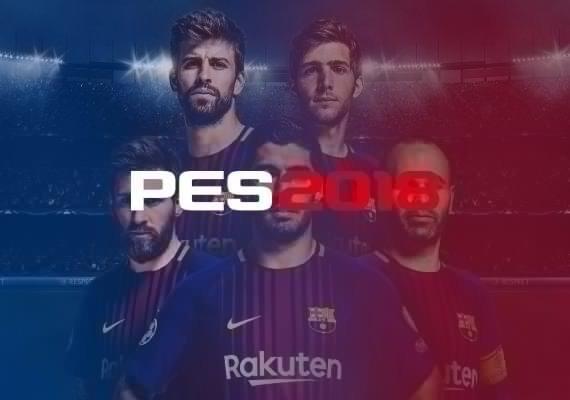 Pro Evolution Soccer 2018 - Premium Edition EU
