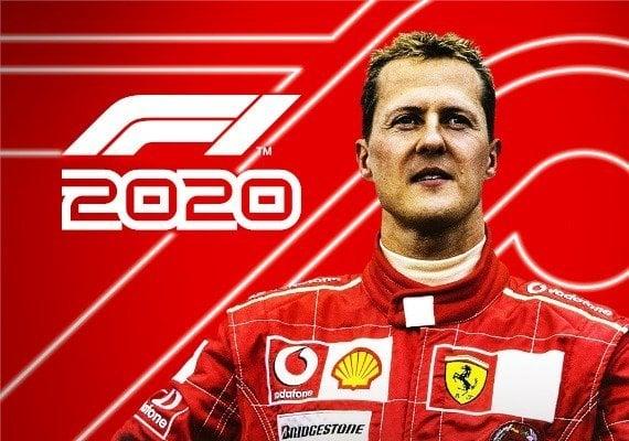 F1 2020 - Deluxe Schumacher Edition ARG