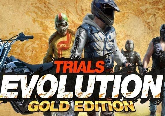 Trials Evolution - Gold Edition EU