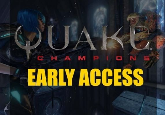 Quake Champions + Early Access Starter Pack