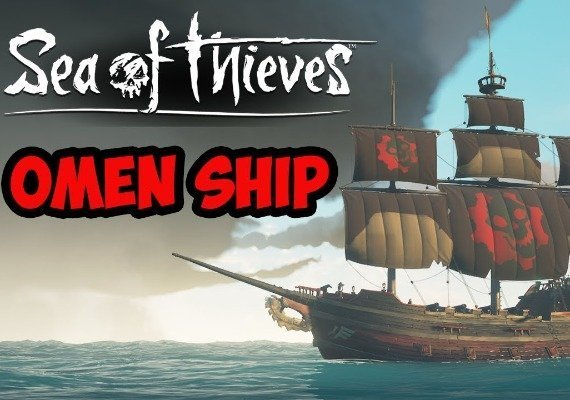 Sea of Thieves - Omen Ship Sails