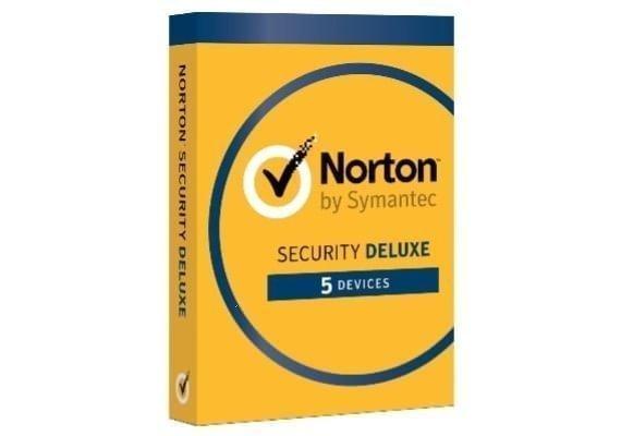 Norton Security Deluxe 3 Year 5 Dev EU