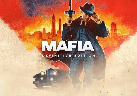 Mafia - Definitive Edition EU PRE-ORDER