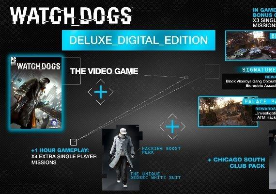 Watch Dogs - Deluxe Edition
