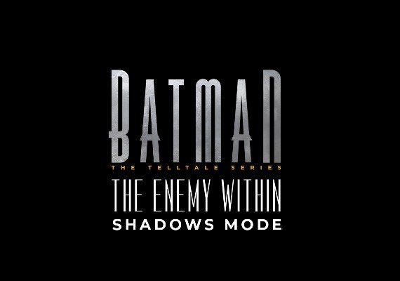 Batman: The Enemy Within - Shadows Mode