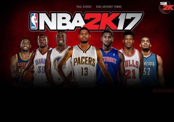 NBA 2k17 US - 75000 VC