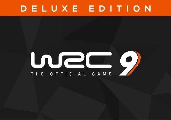 WRC 9: FIA World Rally Championship - Deluxe Edition EU