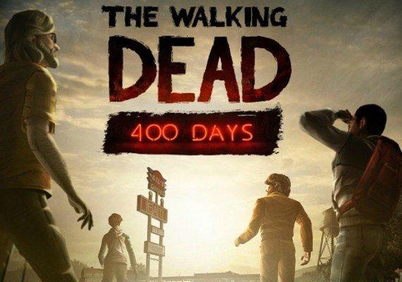 The Walking Dead: 400 Days EU