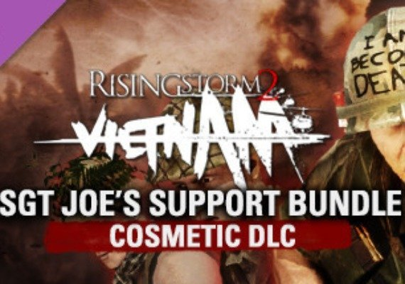 Rising Storm 2: Vietnam - Sgt Joe's Support Bundle