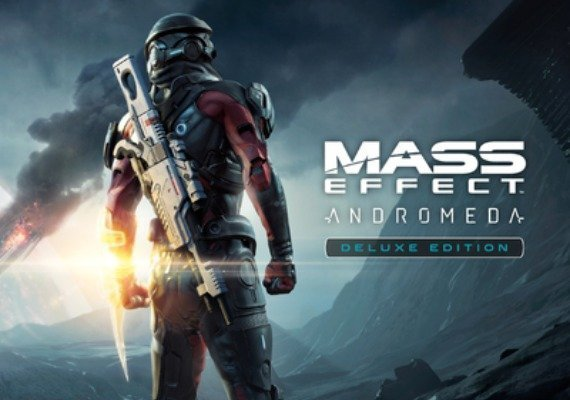 Mass Effect: Andromeda - Deluxe Edition US