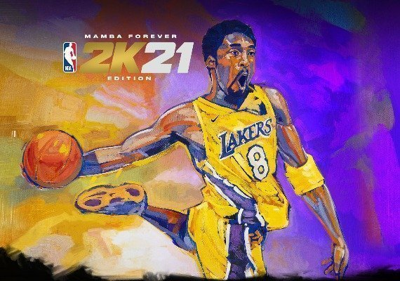 NBA 2K21 - Mamba Forever Edition EU
