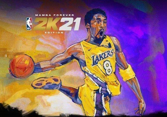 NBA 2K21 - Mamba Forever Edition US