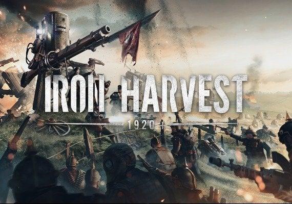 Iron Harvest EU