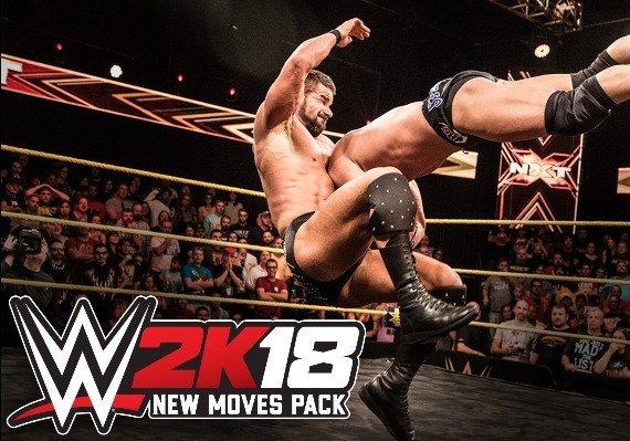 WWE 2K18 - New Moves Pack