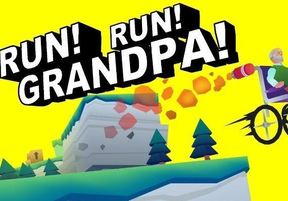 Run! Grandpa! Run! EU