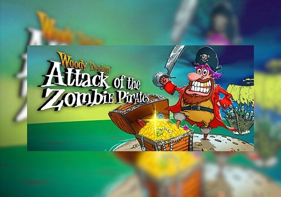 Woody Two-Legs: Attack of the Zombie Pirates