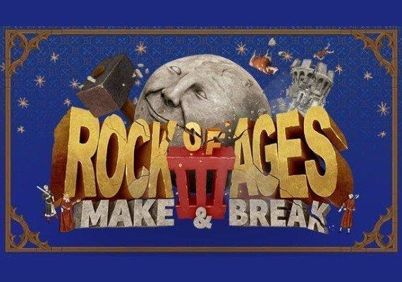 Rock of Ages 3: Make & Break US