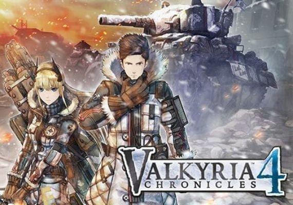 Valkyria Chronicles 4 EU