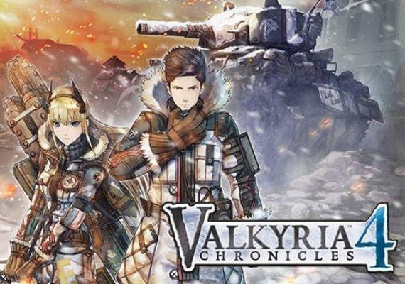 Valkyria Chronicles 4 US