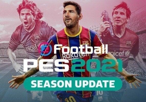 eFootball PES 2021: Season Update - FC Barcelona Edition