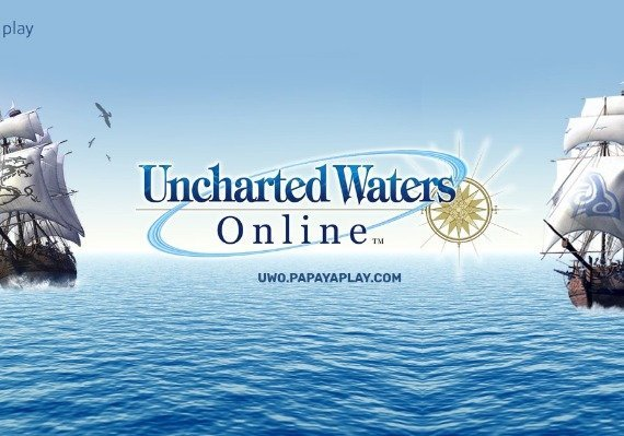 Uncharted Waters Online - New Expansion Limited Giftpack