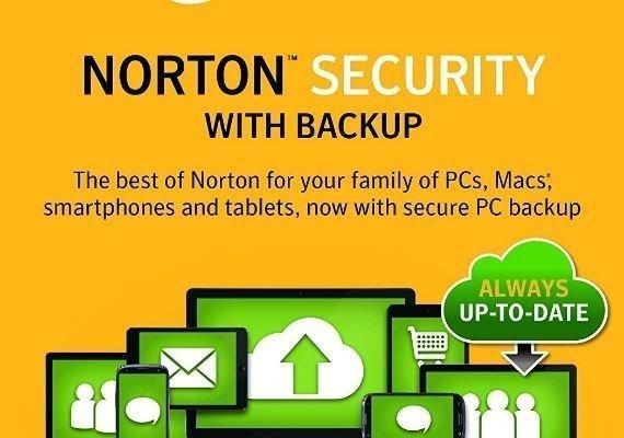 Norton Security Multi Devices 2018 1 Year 5 Dev EU