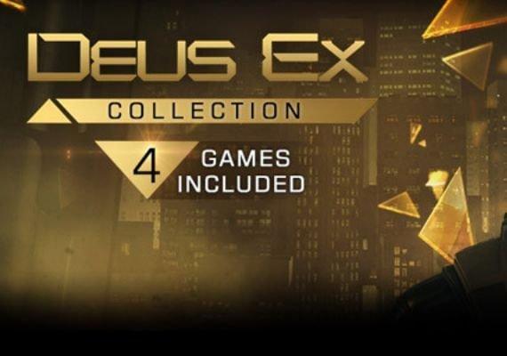 Deus Ex - 4 Games Collection
