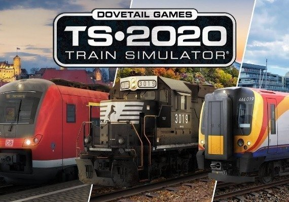 Train Simulator: Chatham Main & Medway Valley Lines Route Add-On EU