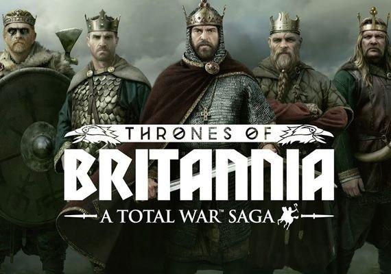 Total War Saga: Thrones of Britannia US