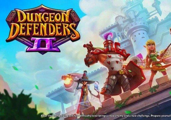 Dungeon Defenders II - Treat Yo' Self Pack EU