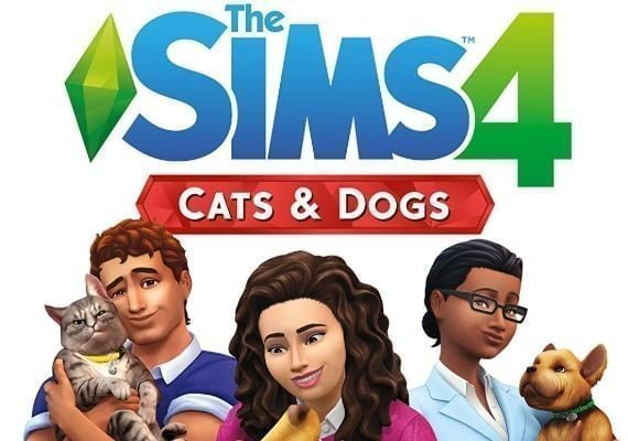 The Sims 4 + Cats & Dogs