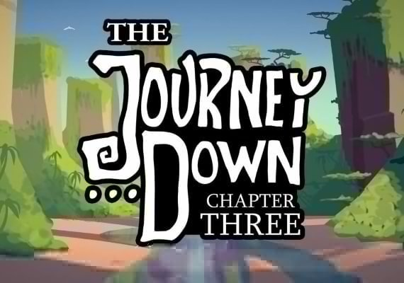 The Journey Down: Chapter Three EU