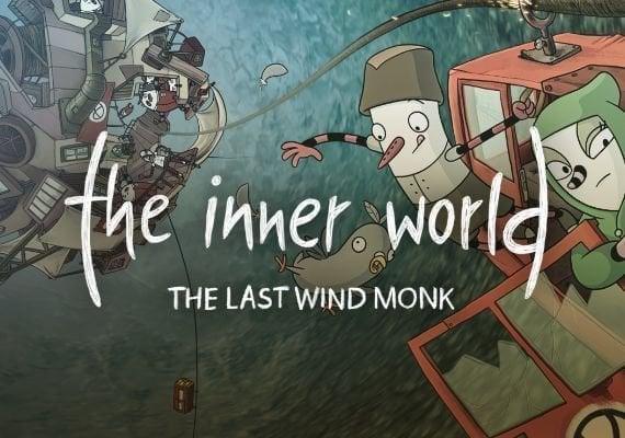 The Inner World: The Last Wind Monk US