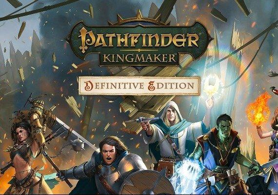Pathfinder: Kingmaker - Definitive Edition EU