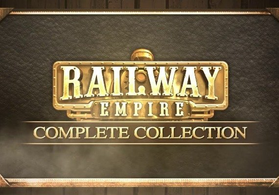 Railway Empire - Complete Collection