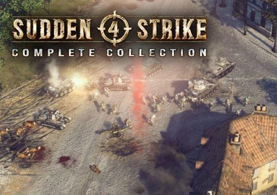 Sudden Strike 4 - Complete Collection EU