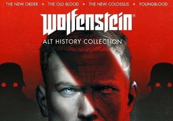Wolfenstein - Alt History Collection US