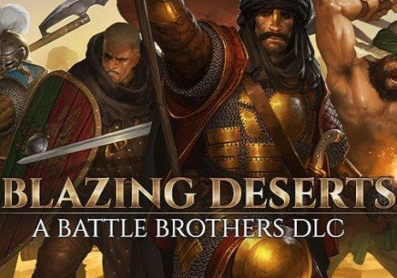 Battle Brothers: Blazing Deserts EU