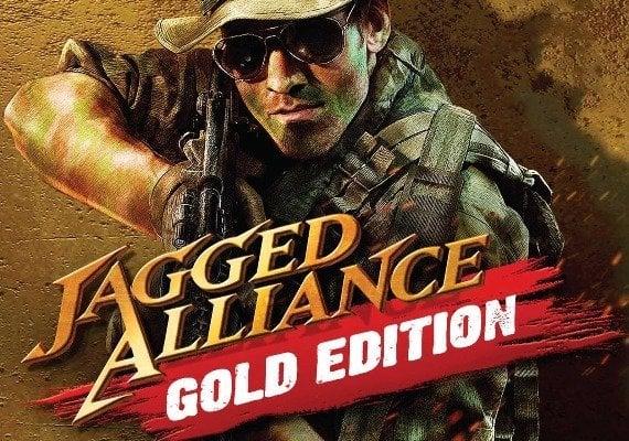 Jagged Alliance - Gold Edition
