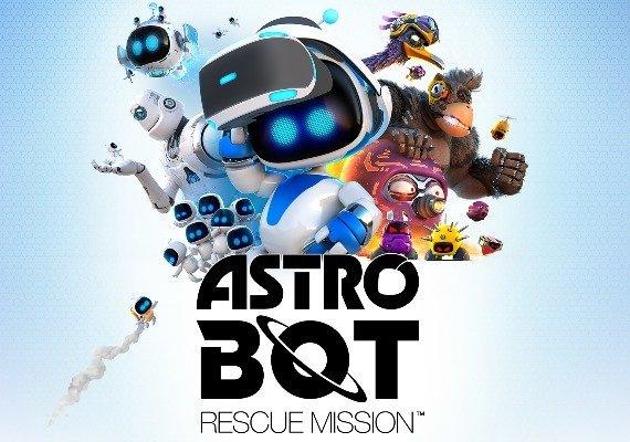 Astro Bot: Rescue Mission VR EU