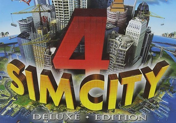 SimCity 4 - Deluxe Edition MAC
