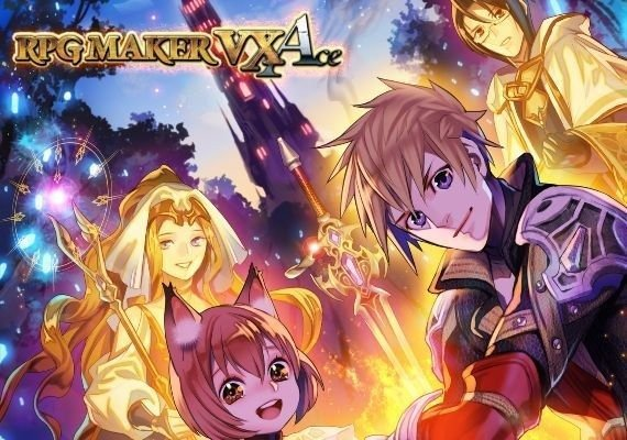 RPG Maker VX Ace: High Fantasy Resource Bundle